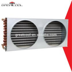 Greatcool refrigerador condensador de la bobina
