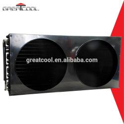 Greatcool refrigeración y el intercambio de calor de refrigerador de tubo de cobre condensador