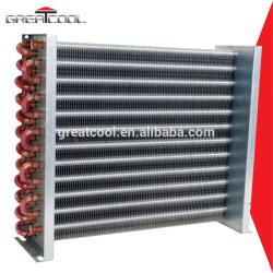 greatcool refrigeración e intercambio de calor piezas de refrigeración del condensador
