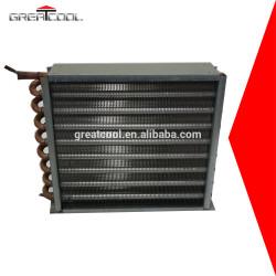 Greatcool refrigeración y el intercambio de calor de refrigerador de condensador de la bobina