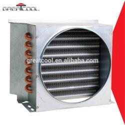 Greatcool refrigeración y el intercambio de calor de piezas del condensador evaporativo