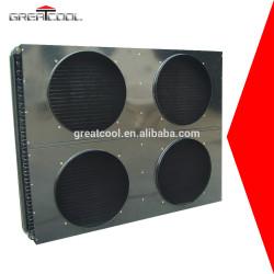 Greatcool refrigeración y el intercambio de calor de piezas de condensador condensador de vapor