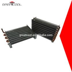 Greatcool intercambiador de calor condensador congelador de la bobina
