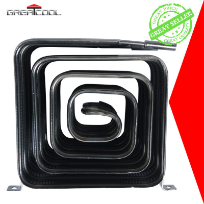 GREATCOOL Refrigeration & Heat Exchange Parts Spiral Refrigerator Condenser