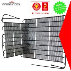 Greatcool refrigerador de piezas de alambre de partes de refrigeración de tubo condensador