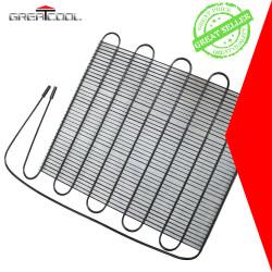 Greatcool refrigeración y el intercambio de calor de piezas Bundy tubo de alambre condensador