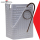 Good Quality Aluminum Refrigeration Roll Bond Evaporator