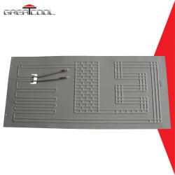 Good Quality Refrigeration&Heat Exchange Parts R134A Roll Bond Evaporator