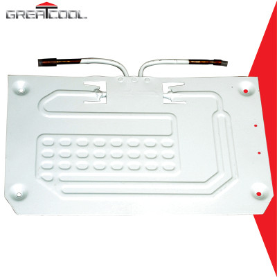 Good Quality Pakistan Type Refrigerator Parts Fridge Parts of Aluminum Roll Bond Evaporator