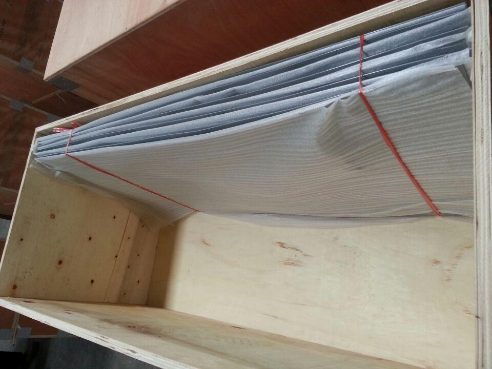 aluminum freezer evaporator