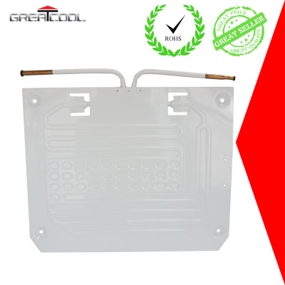 GREATCOOL roll bond evaporator/refrigerator part/fridge evaporator