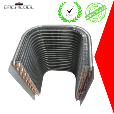 GREATCOOL Refrigeration & Heat Exchange Parts Fin Tube A/C Condenser Coil