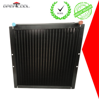 GREATCOOL Refrigeration & Heat Exchange Parts Air Cooled Water Steam Condenser