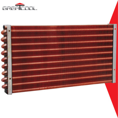 GREATCOOL Refrigeration & Heat Exchange Parts Air Conditioner Condenser