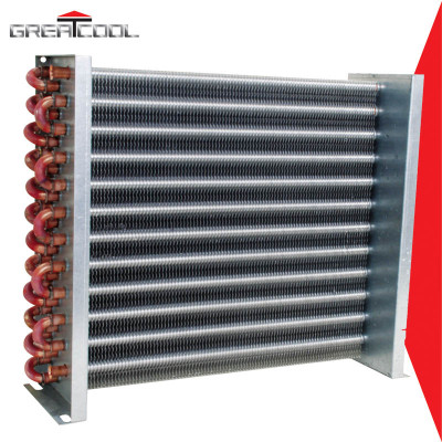 GREATCOOL Refrigeration & Heat Exchange Parts Refrigeration Air Cooled Condenser Coil