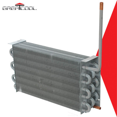 GREATCOOL Refrigeration Copper Condenser Coil