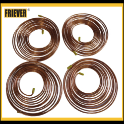 FRIEVER Copper Pipes Capillary Copper Tube