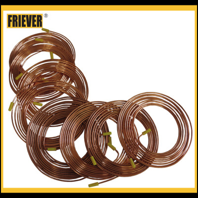 FRIEVER Copper Pipes Refrigeration Capillary Tube