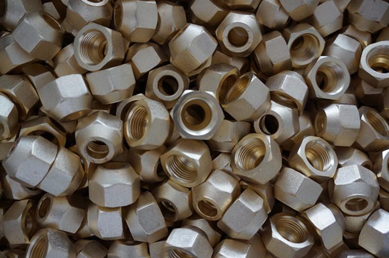 copper service valve