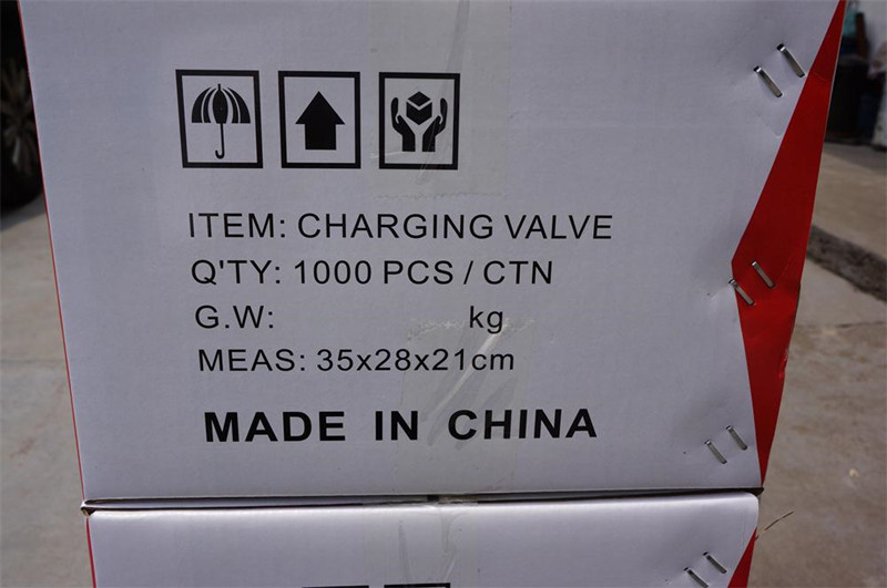 access valve