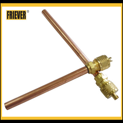 FRIEVER Copper service valve/charging valve/access valve