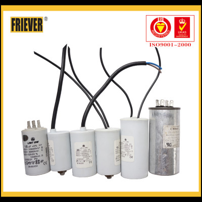 FRIEVER Passive Components Motor Run Capacitor CBB60/60/65