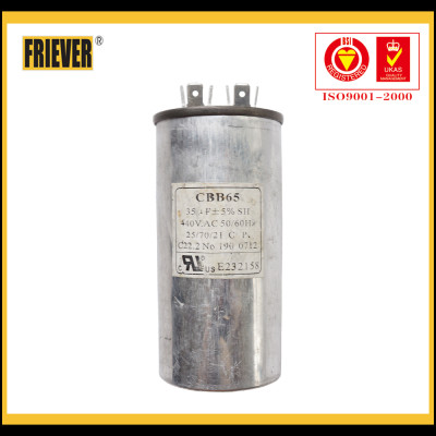 FRIEVER Passive Components Capacitor CBB65 Fan Capacitor