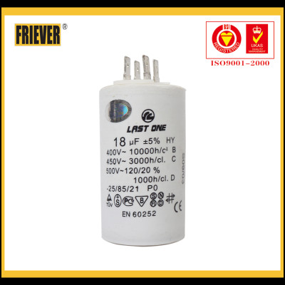 FRIEVER Passive Components Water Pump Capacitor CBB60/65