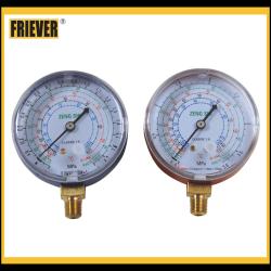 FRIEVER single manifold gauge