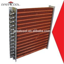 Greatcool gabinete congelado condensador bobina