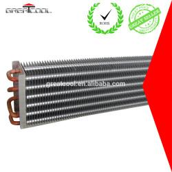 Greatcool aluminio condensador