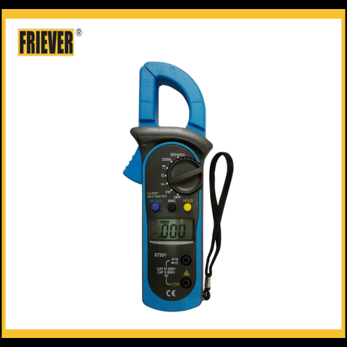 Friever Electrical Instruments Clamp Meter St201 China
