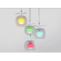 Restaurant Bar Club Exhibition Hall Ceiling Lamp Home Dining Room Droplight LED Light Fashion Creative Colorful Style