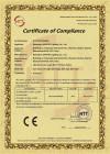 CE-EMC for Profresh bar light