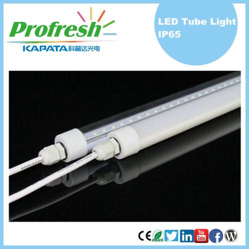 Luz del tubo de 1200m m LED T8 IP65 DC12V / AC85-265V para el congelador, refrigeración