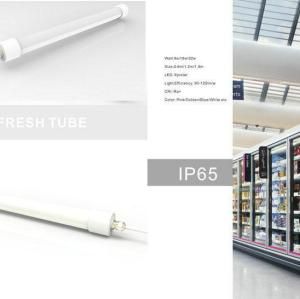1.2m waterproof IP65 freezer used tube light ,high voltage AC85-265V T6 led tube light