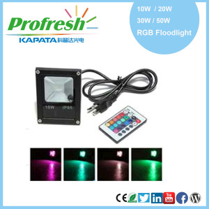 Proyector RGB 50W IP65