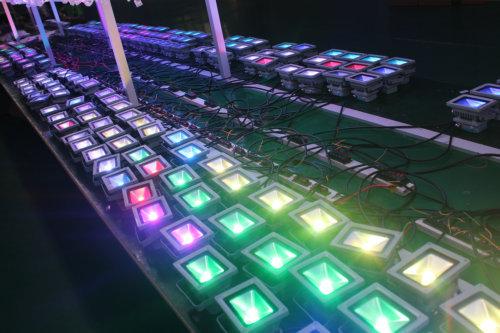 Proyector RGB 50W IP65