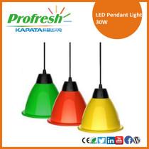 LED high bay lighting 30W led pendant light supermarket pendant lighting