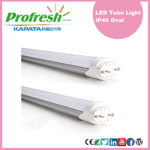Specialized retail 1500mm 22Watts LED T8 tube light for Food Display Cases