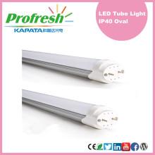 Venta al por menor especializada 1500mm 22Watts LED T8 tubo de luz para vitrinas de alimentos