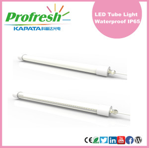 Fresh Low Radiation 600mm IP65 cooler display LED tube light