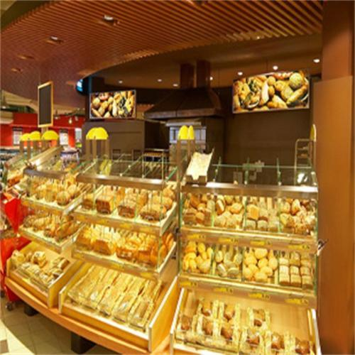 30 W COB luz de pista de chip de color dorado para pan pastel pantalla iluminación panadería o tienda de postre supermercado