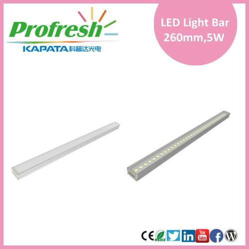 Aprobación de CE y Rohs 5W 10W 15W 20W sin oscuridad luces de barra LED