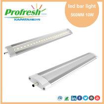 IP40 DC24V ultra-thin under cabinet light for showcase
