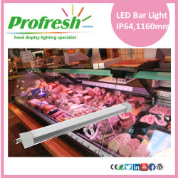 IP64 LED bar lights for refrigerated cabinets with CE and Rohs
