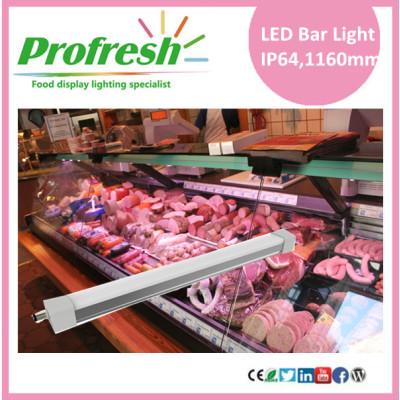 Luces de barra IP64 LED para gabinetes refrigerados con CE y Rohs