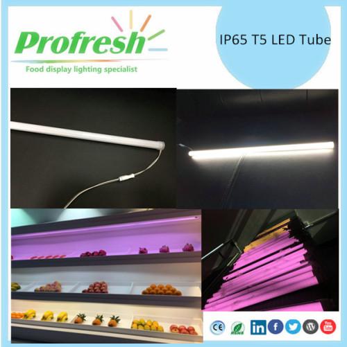 Profresh tamaño pequeño pantalla de la cabina de panadería T5 LED Tubo