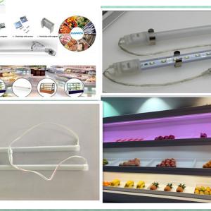 Profresh small size bakery cabinet display T5 LED Tube