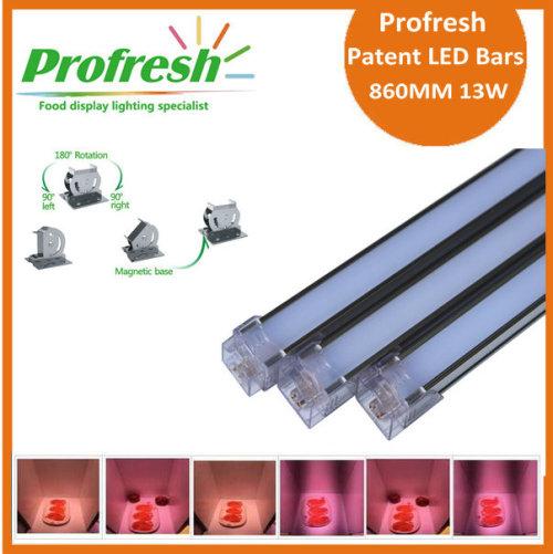 3000k blanco cálido 860mm 13W Conectable LED Gabinete de luz